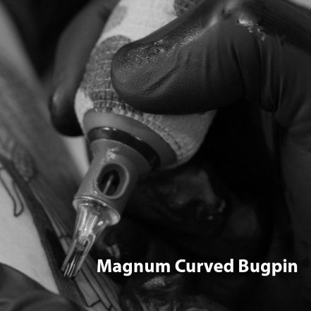 Magnum Curved Bugpin Raptor Cartridge